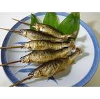 漁獲量日本一の那珂川産天然大鮎焼き【1kg】